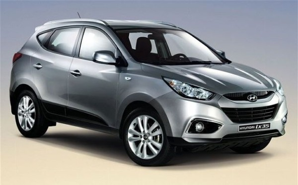 2014 Hyundai Tucson Changes