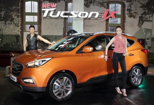 2014 Hyundai Tucson IX