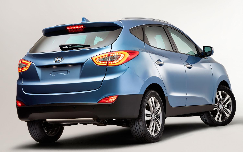 2014 Hyundai Tucson MPG