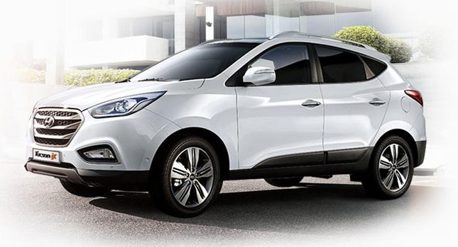 2014 Hyundai Tucson Redesign