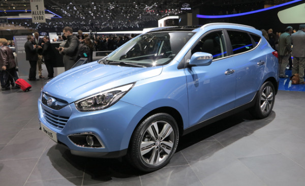 2014 Hyundai Tucson Release Date