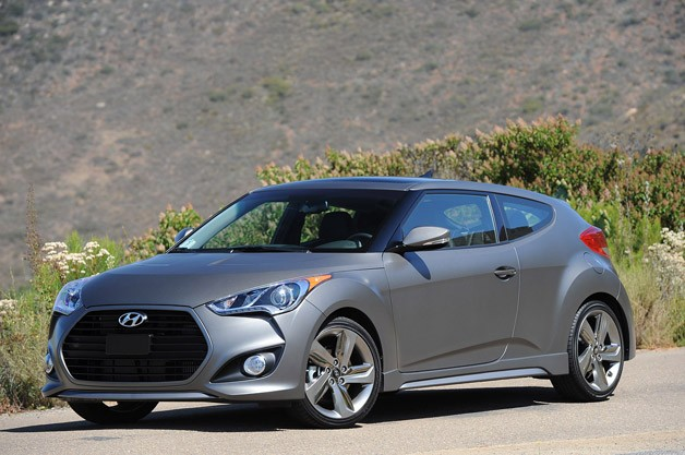 2014 Hyundai Veloster Colors