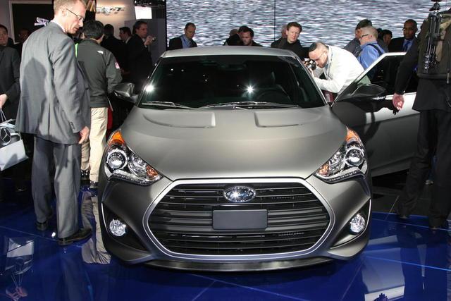 2014 Hyundai Veloster Facelift