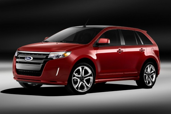 2014 Ford Edge Spy