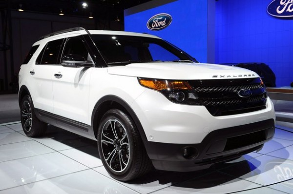 2014 Ford Explorer Limited Redesign