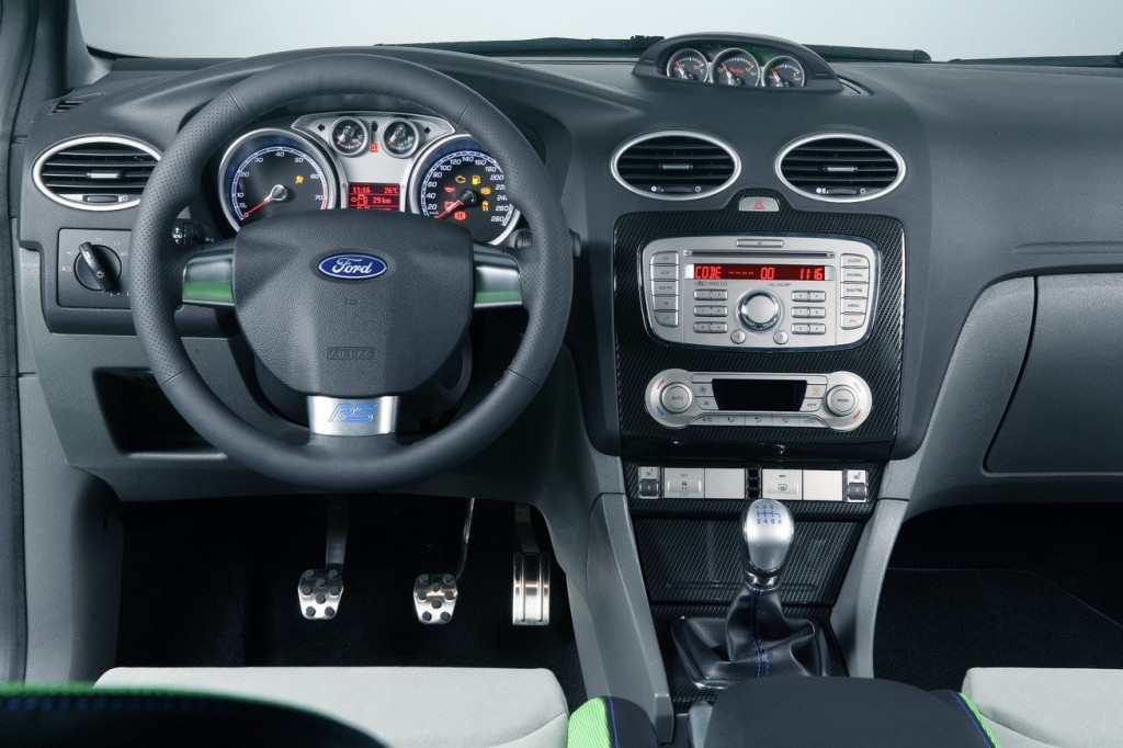 2014 ford focus safety