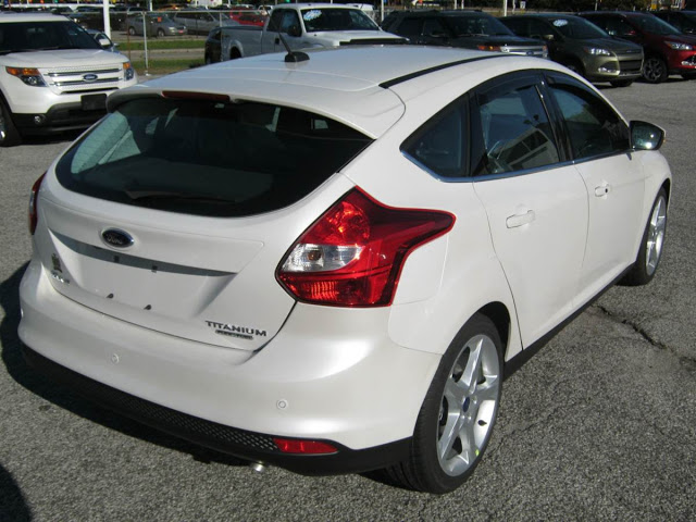 not in focus to gain the best results in each category from the insurance institute for highway safety iihs and the iihs top safety pick designation - Ford Focus 2014 Hatchback Titanium