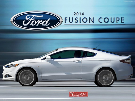 2014 Ford Fusion Coupe