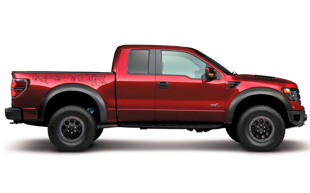2014 Ford Raptor Special Edition Black   TOPISMAG.NET