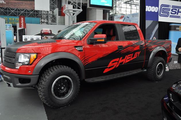 2014 Ford Raptor Shelby  TOPISMAGNET