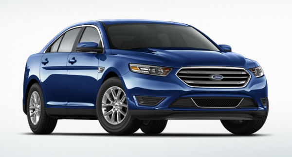 2014 Ford Taurus Blue Edition