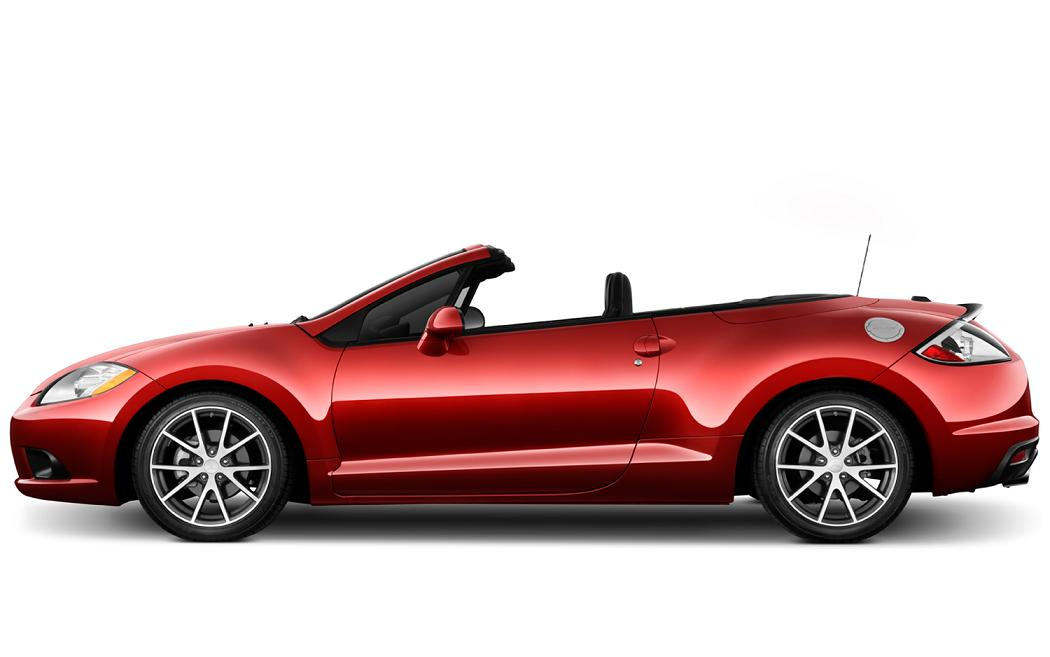 2014 Mitsubishi Eclipse Convertible
