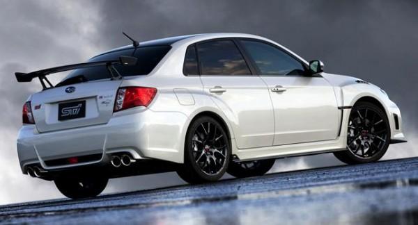 2014 Subaru Impreza STI
