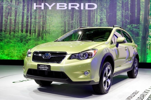 2014 Subaru Outback Hybrid