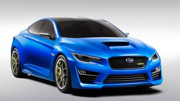 2014 Subaru WRX Coupe