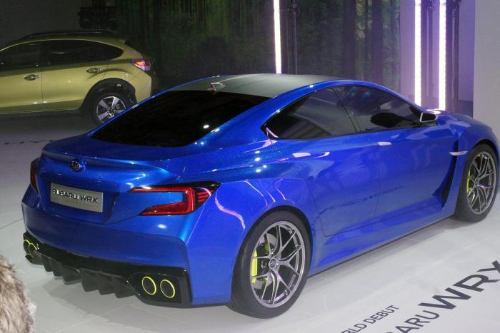 Subaru Wrx Sti 2020 >> 2014 Subaru WRX STI - TOPISMAG.NET