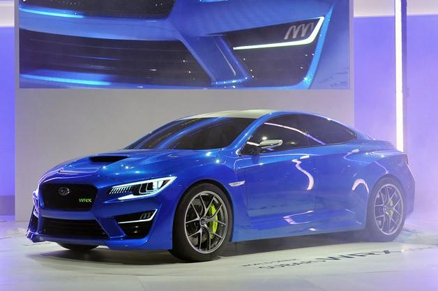 2014 Subaru WRX STI Hatchback | TOPISMAG.NET
