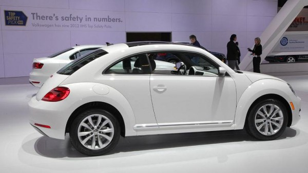 2014 Volkswagen Beetle Diesel