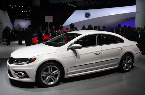 2014 Volkswagen CC TDI