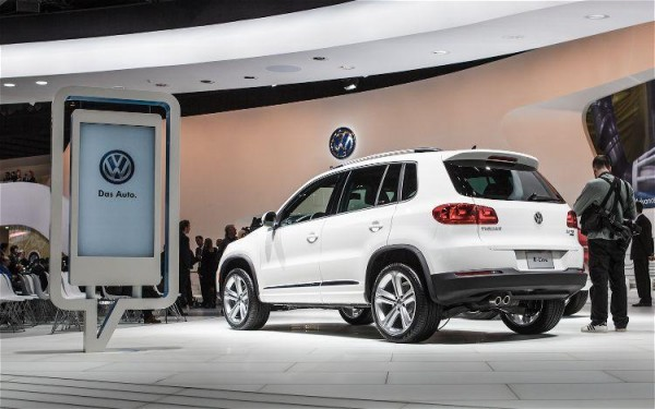 2014 Volkswagen Tiguan Redesign