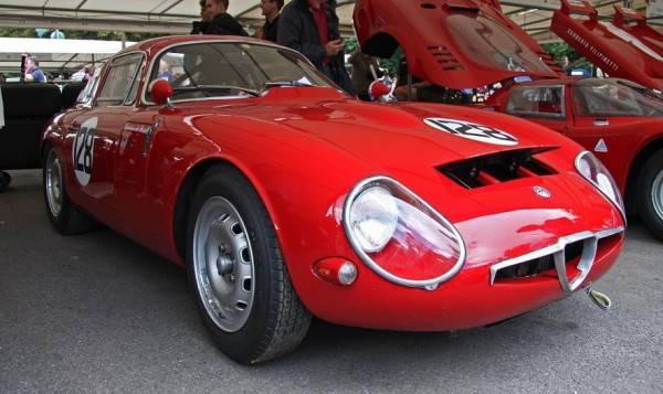 Alfa Romeo Giulia Spider Redesign