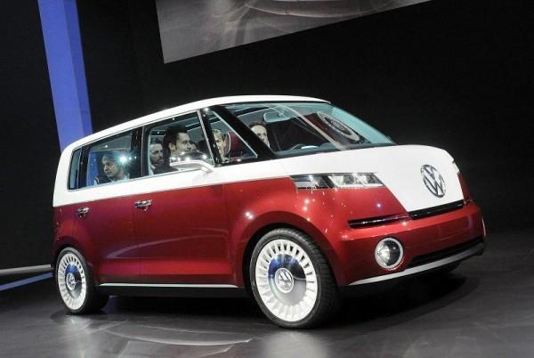 2014 Volkswagen Microbus Camper