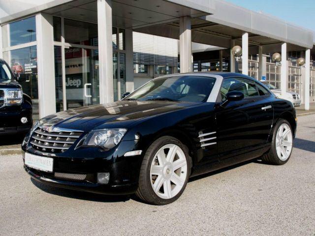 Chrysler Crossfire Black 2014