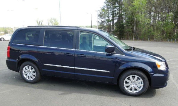 chrysler town and country 2014 blue topismag net. Cars Review. Best American Auto & Cars Review