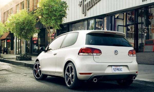 Volkswagen GTI 2014 Autobahn