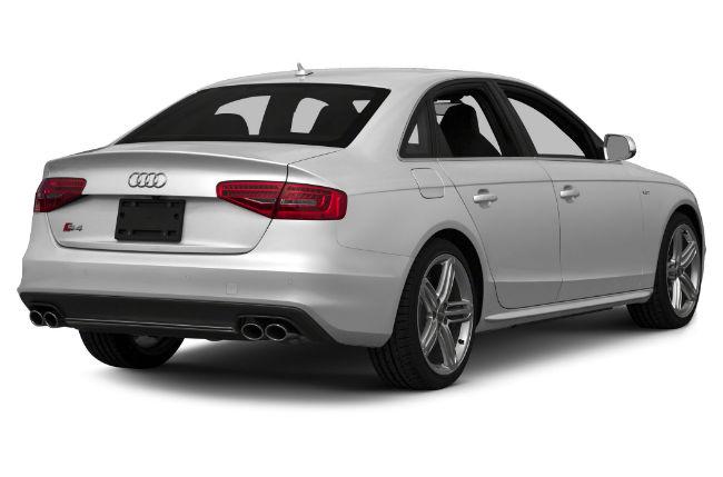 2014 Audi S4 3.0T Premium Plus Automatic