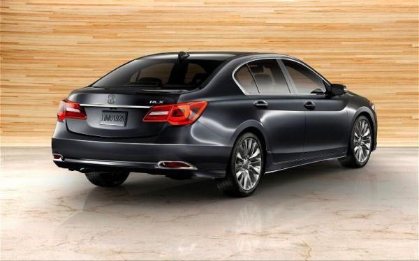 2015 Acura TL Redesign