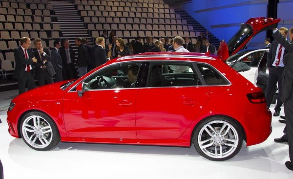 2015 Audi A3 Hatchback