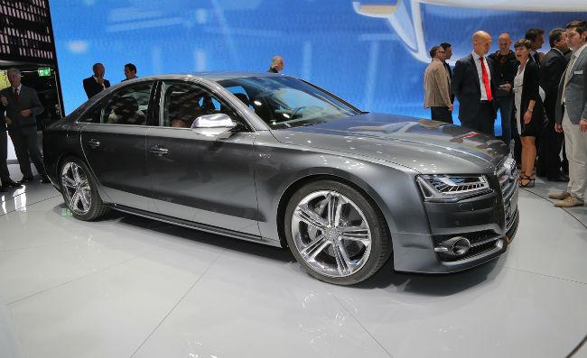 2015 Audi A8 3.0T