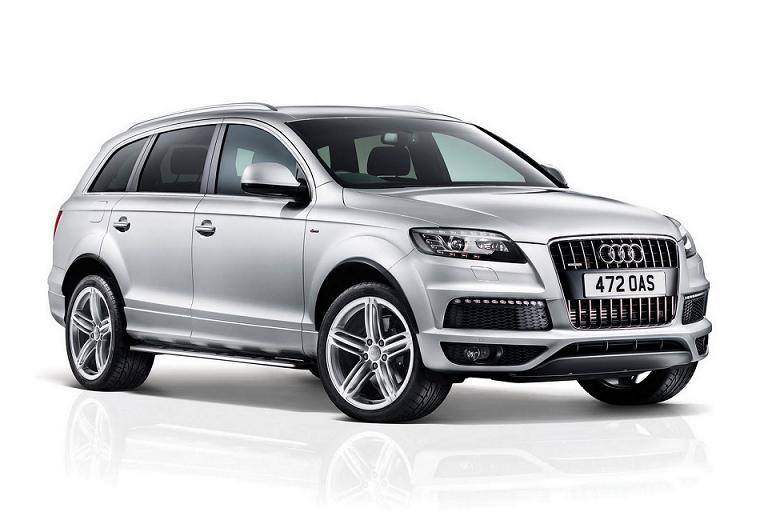 2015 Audi Q7 White | TOPISMAG.NET