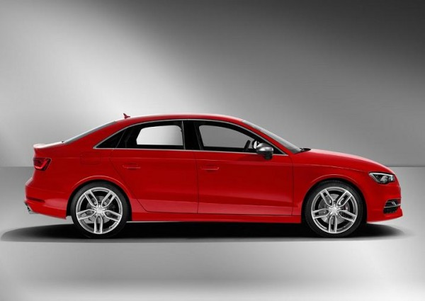 2015 Audi S3 Coupe
