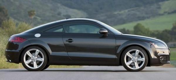 2015 Audi TT Coupe
