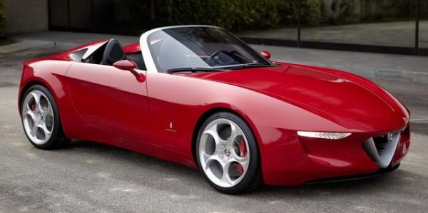 2015 Alfa Romeo Spider