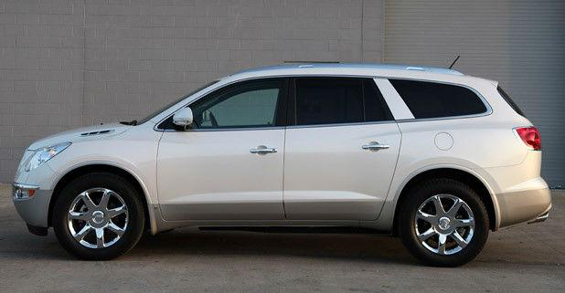 Buick Enclave 2008 Battery Locationon 2012 Buick Enclave Cxl