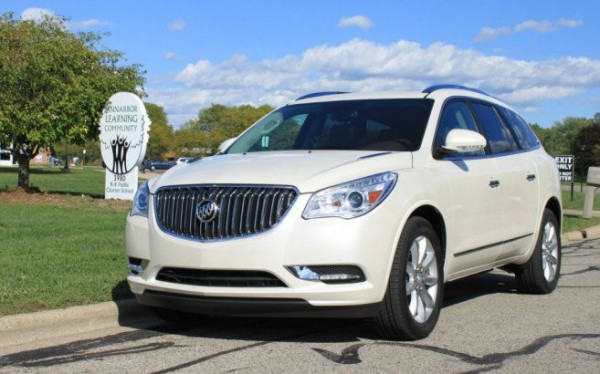 Buick Enclave 2013 White