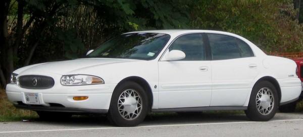 Buick LeSabre 2000 White