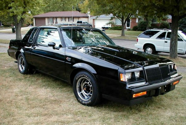 Buick Regal Turbo 1987