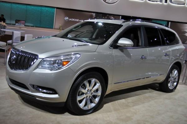 Buick Rendezvous 2013