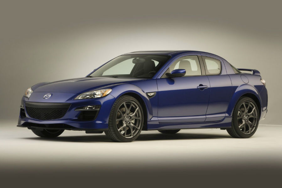 2011 Mazda RX-8 r3