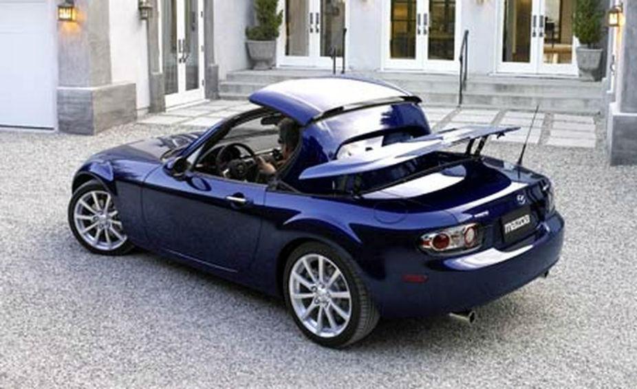 2012 Mazda MX-5 Miata Hardtop