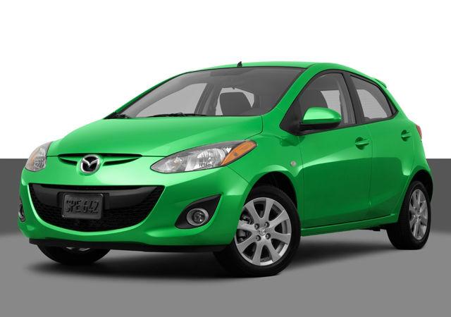 2012 Mazda5 Sport Wagon