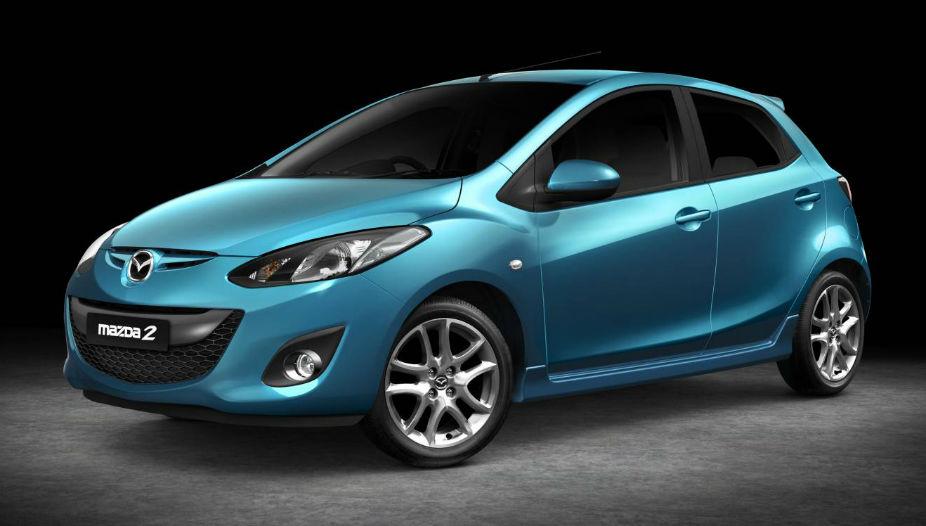 2013 Mazda2 Sport Automatic