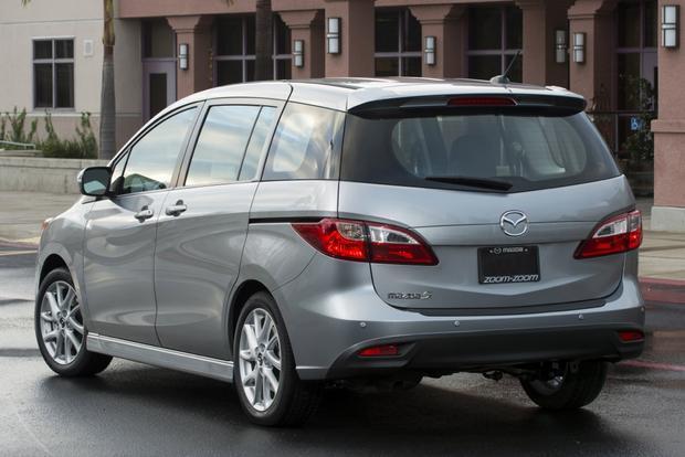 2014 Mazda5 AWD