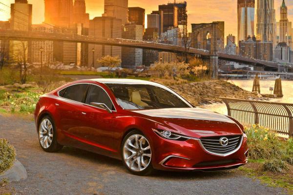 2014 Mazda6 i Sport Automatic