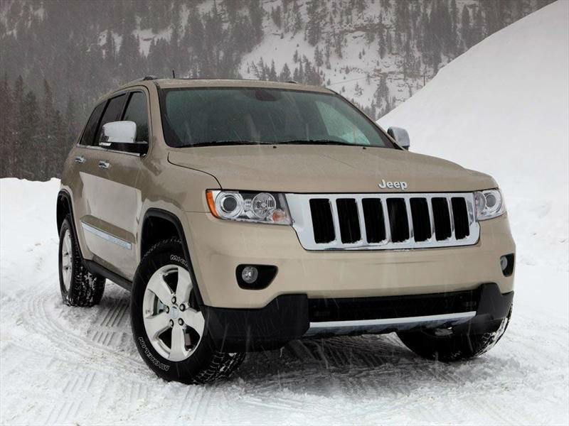 2013 Jeep Grand Cherokee Limited 3.6L v6 AWD