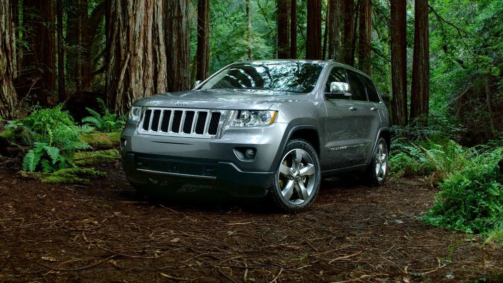 2013 jeep grand cherokee manual